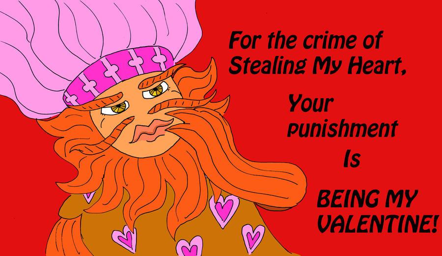 Under Odyssey Valentine 2 by EvilCake