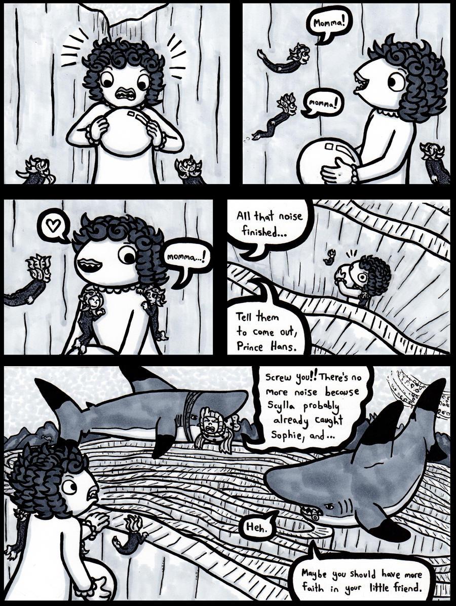 Under Odyssey Chapter 18 Page 16 by EvilCake