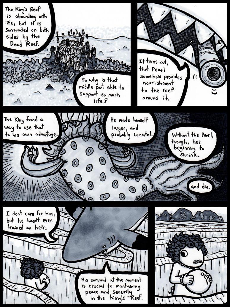 Under Odyssey Chapter 18 Page 19 by EvilCake