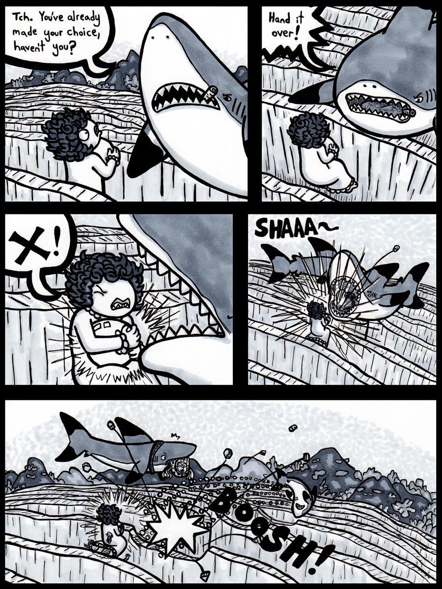 Under Odyssey Chapter 18 Page 20 by EvilCake