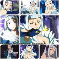 Angel Oracion Seis - Fairy Tail by BlueShinigami98