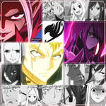 S class mages of Fairy Tail