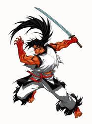 Haohmaru Samurai Shodown by AssisEzequiel
