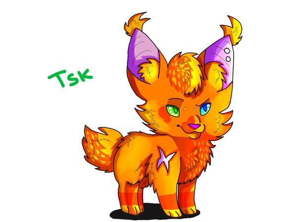 Tsk by TheMashedCat