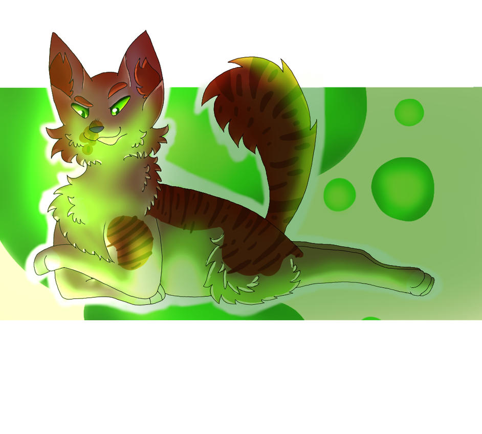 Green Queen by TheMashedCat