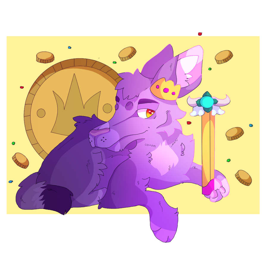 Coins by TheMashedCat