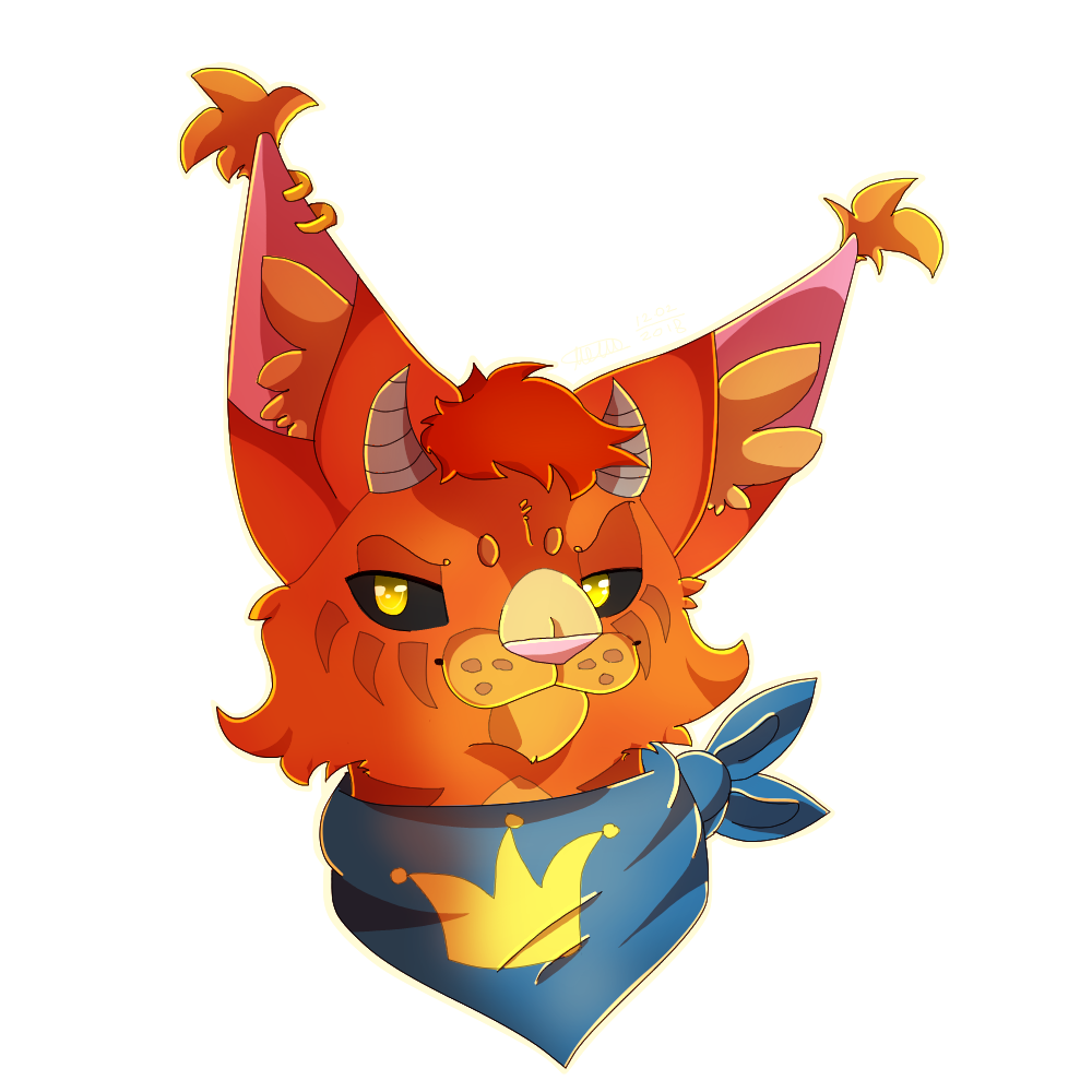 Devil King by TheMashedCat