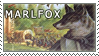 Redwall: Marlfox Stamp by RuluuPostage