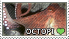 Octopi Love Stamp by RuluuPostage