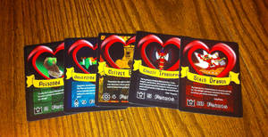 Chivalry Cards