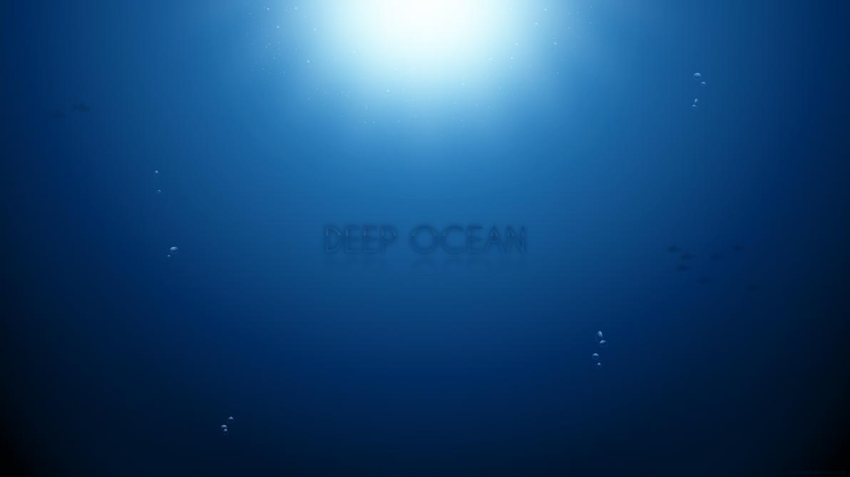 Deep Ocean Full HD by kartine29