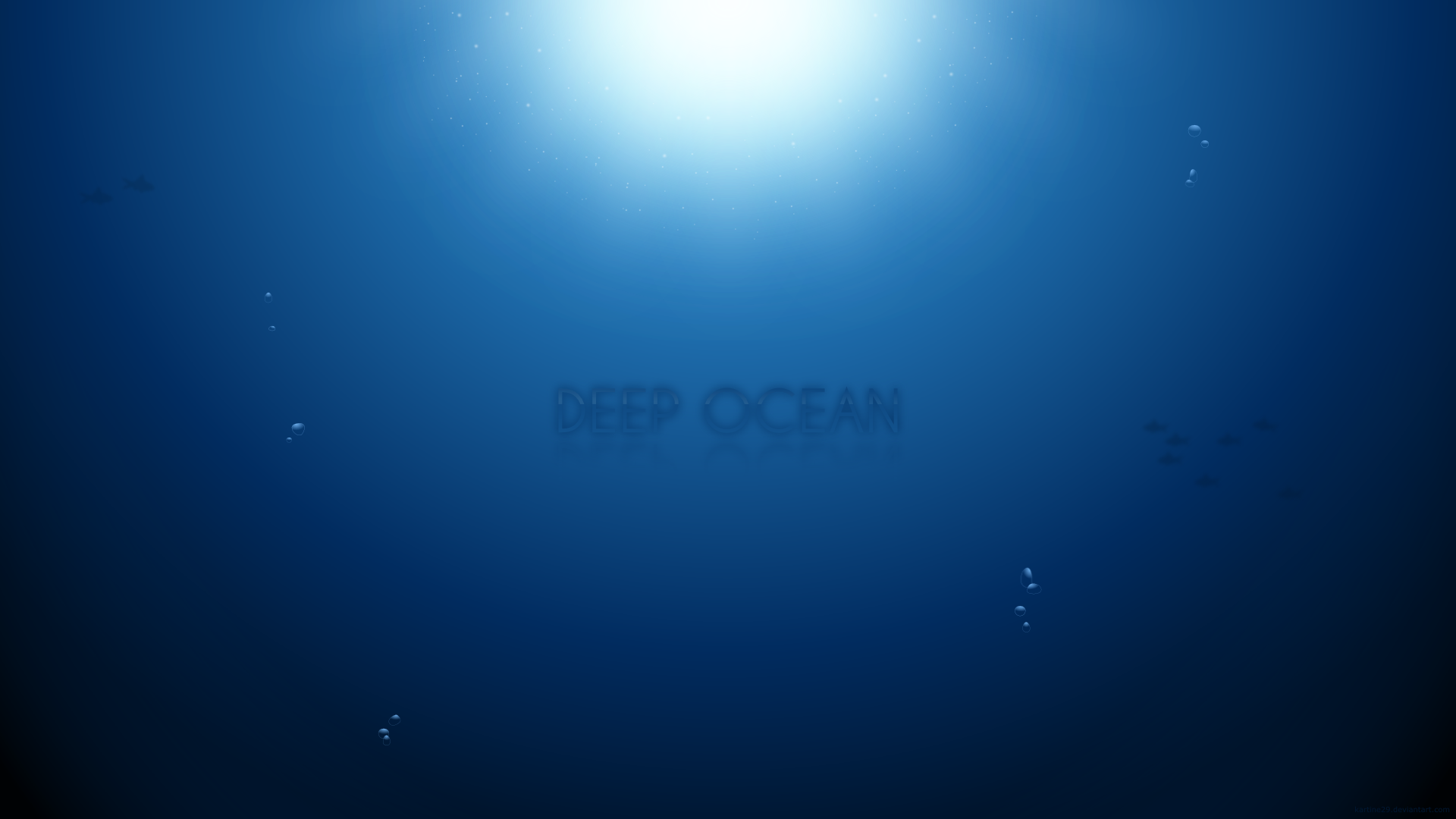 Deep Ocean Full HD by kartine29