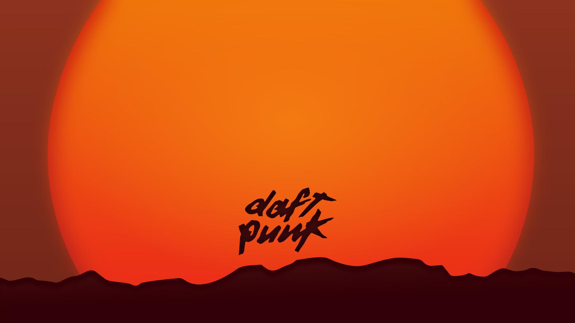 Daft Punk - Get Lucky (sunrise scene) by kartine29