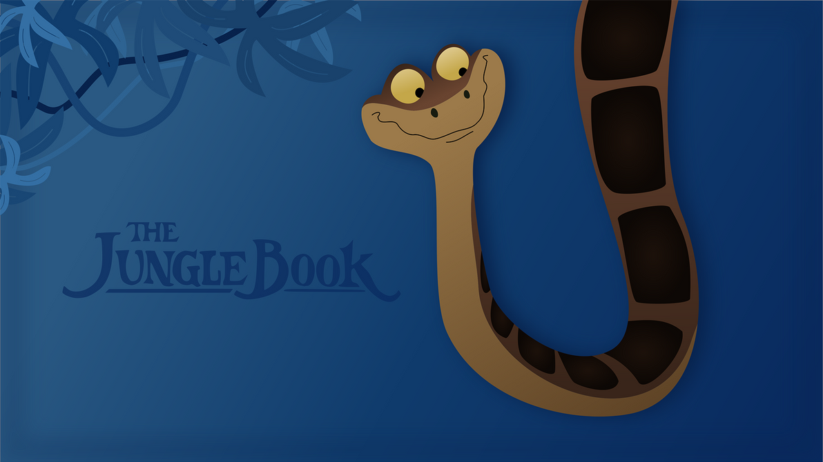 Le Livre De Jungle Kaa By Kartine29 On Deviantart
