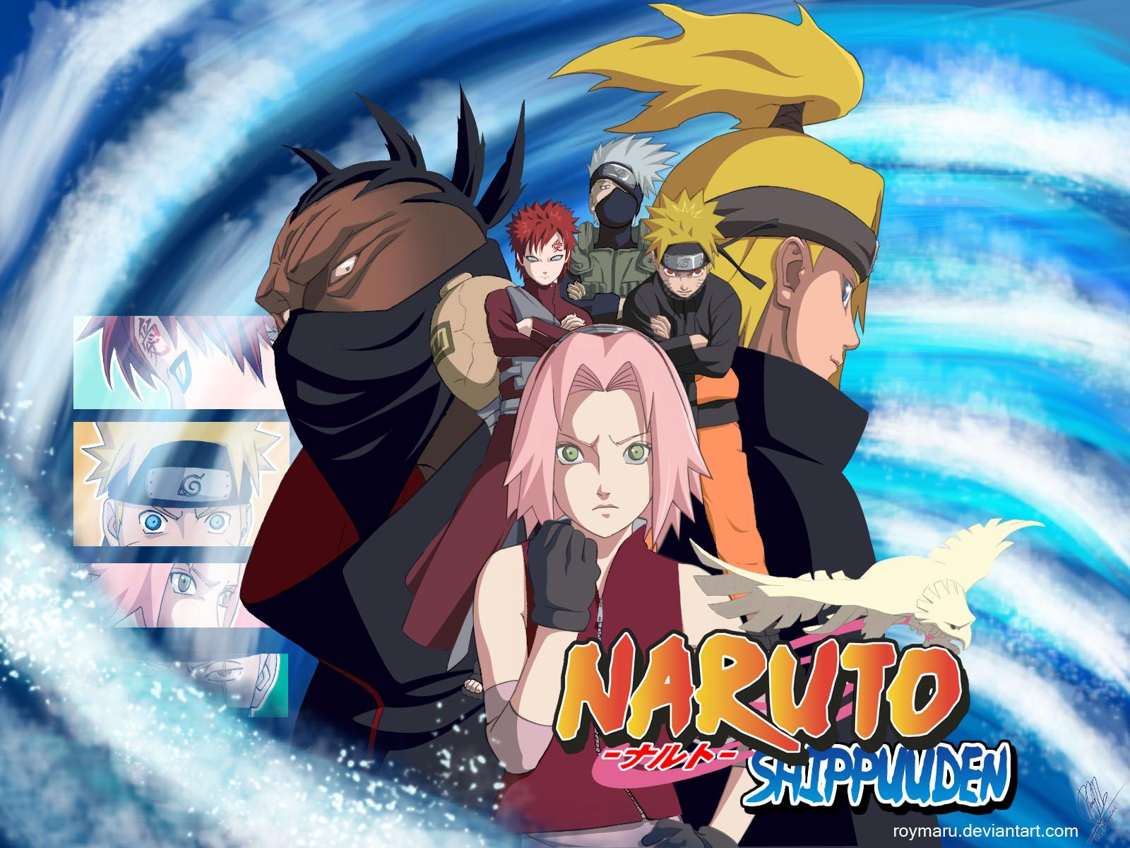 Great Wallpaper Macbook Naruto - naruto_shippuuden___wallpaper_by_roymaru  You Should Have_839138.jpg