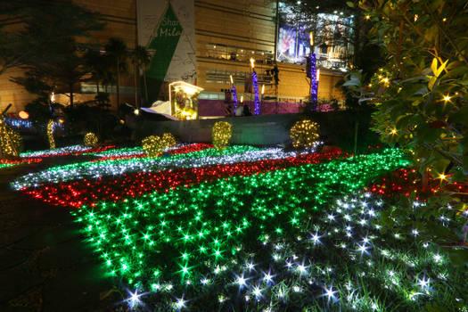 2018. Taiwan. Kaohsiung. Dream Age. Christmas Nigh
