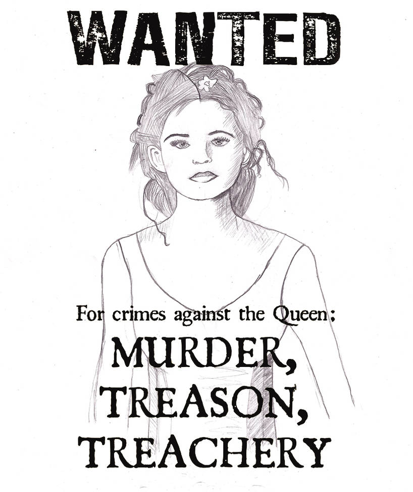 Snow White Wanted Poster By Geushtarcic On Deviantart