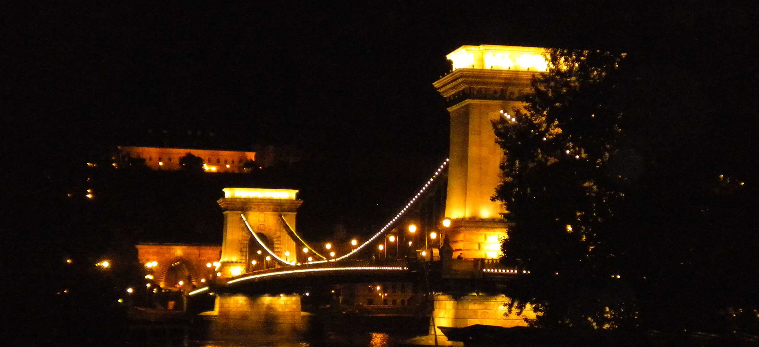 Chain Bridge ~ Budapest by Deyutzica