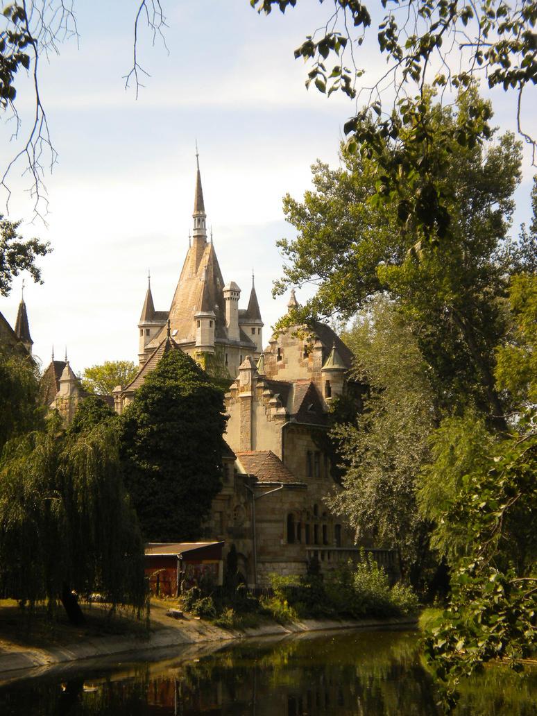 Vajdahunyad Castle ~ Budapest by Deyutzica