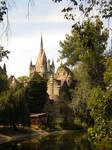 Vajdahunyad Castle ~ Budapest