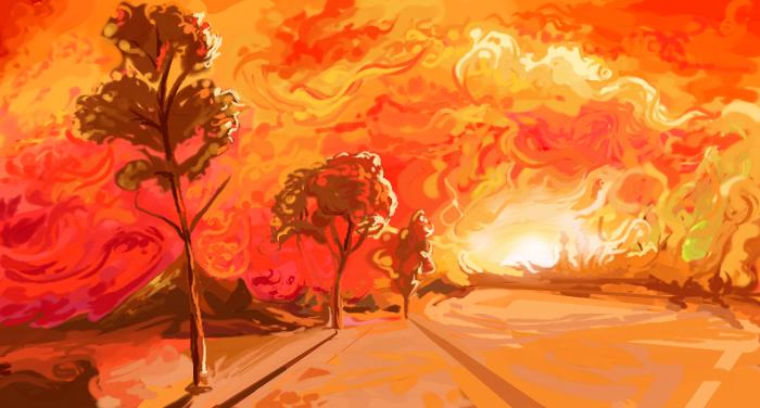 Practice Sunshine by Xanderleonart