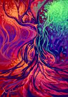Growth by Xanderleonart
