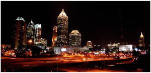 My Atlanta by battlebuddha