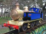 5 inch gauge Thomas update