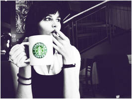 Starbucks Coffee Is Teh Love by whatsyourkink