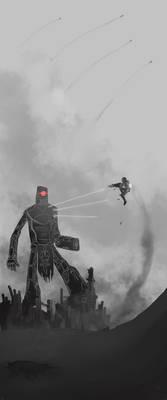 Robot - Procrete on iPad