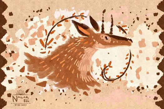 Patreon Icon | Prancing Antelope