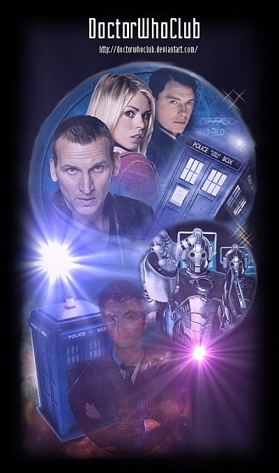 Dr Who Club ID by tanabatablossom