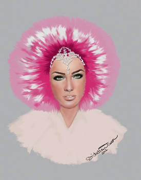 The Pink Diva