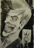 Joker by PCohen-Artwork