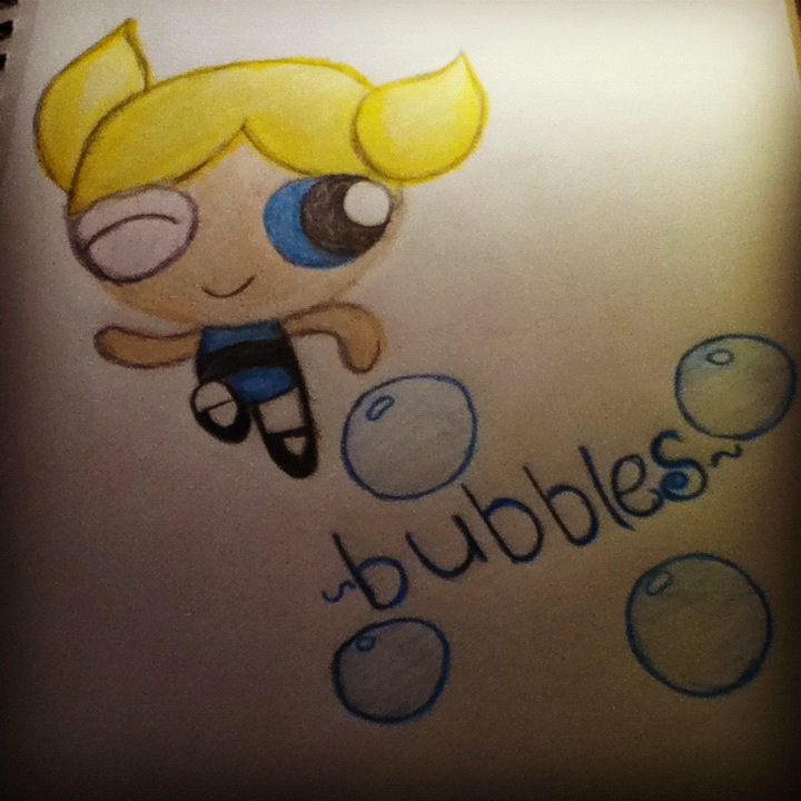 Bubbles! by xStarbrightx