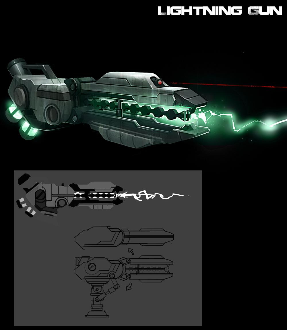LightningGun by KJ-A