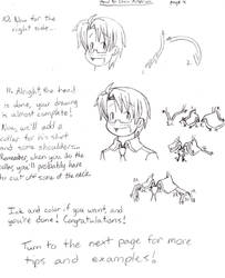 How to Draw America pg. 4 by Firesonic152