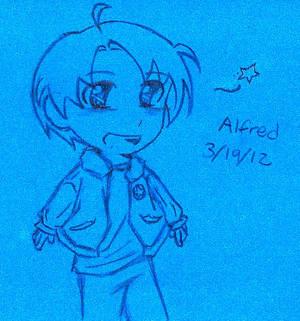 Alfwed