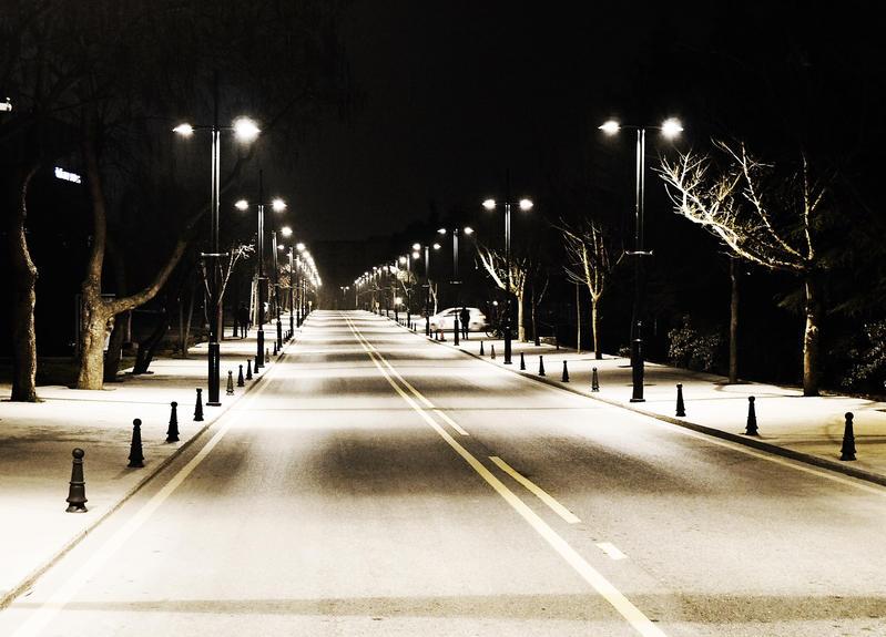 Street of light by natchnionaMS
