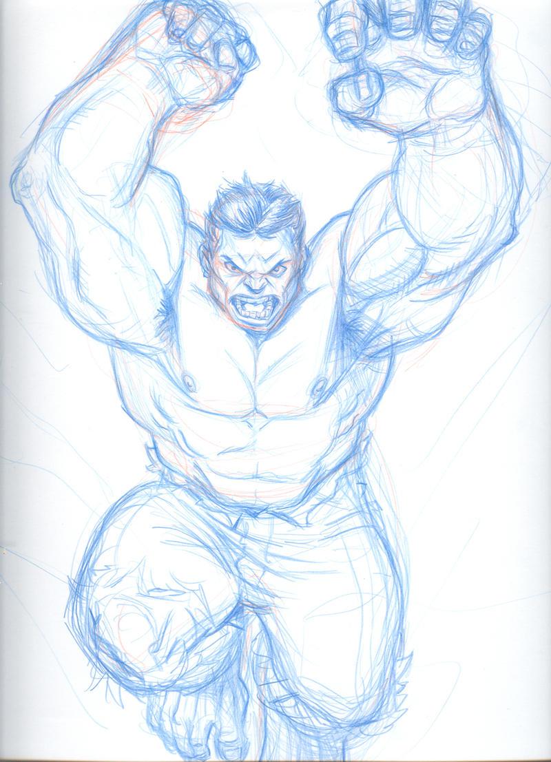 Hulk Face Line Drawing : Hulk drawing by kjvallentin on deviantart