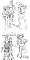 Hercules and Meg - Inlaws