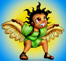 The Winged Boy - Icarus: Hercules the Series