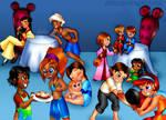 All My Disney Kids!!!