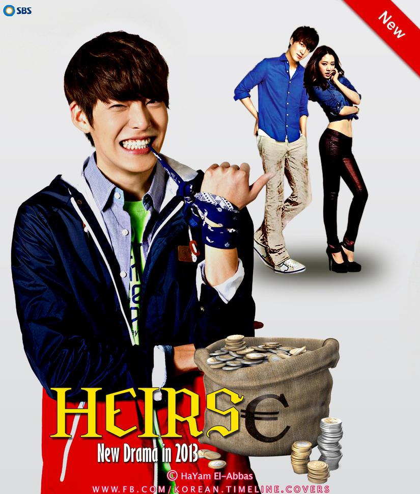 Heirs Korean Drama Cast