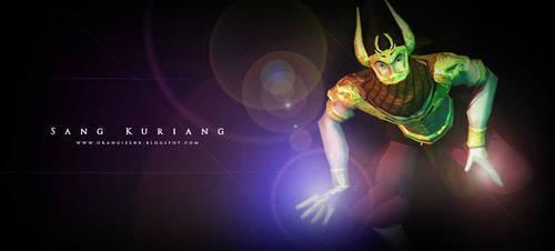 Sang Kuriang by Heri Kurniawan by orangizenk