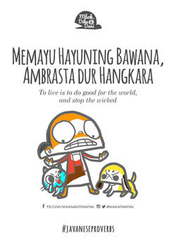 Memayu Hayuning Bawana, Ambrasta Dur Hangkara.