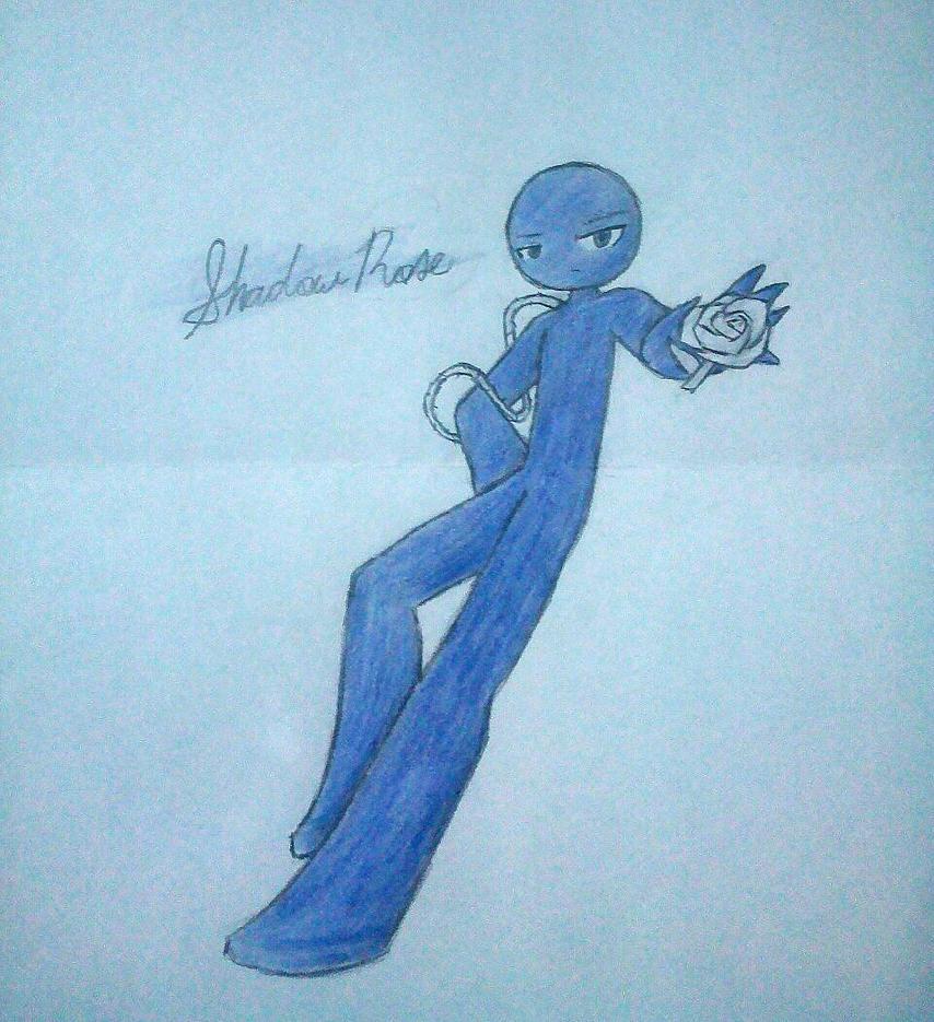 RHG ShadowRose (2) by XHatanaSpecton923