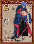 Yuuri Pokimono App 2k16 by Jellygay