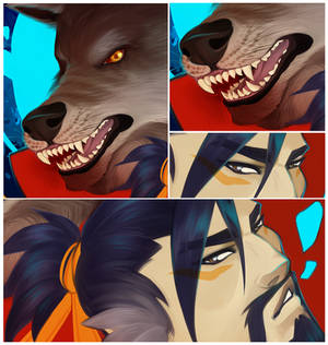 Rising Moon: McHanzo zine preview
