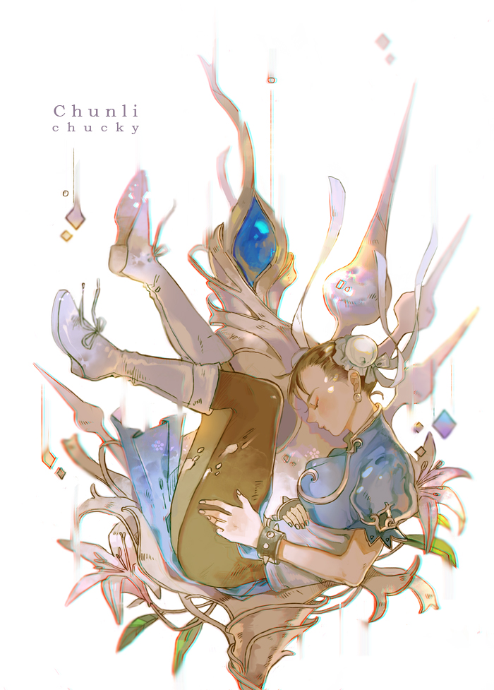 Chun Li by Chucky-tan